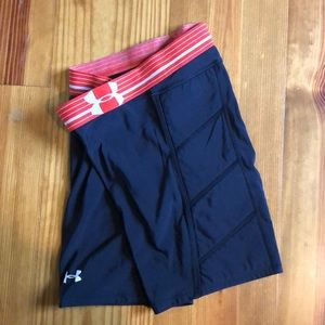 Softball slider shorts